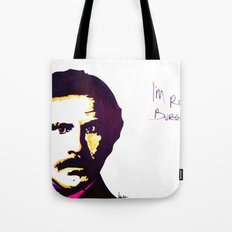 Ronnie B Tote Bag