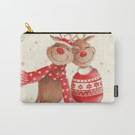 Dancing Elks Carry-All Pouch