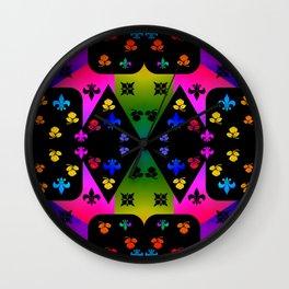 Colorandblack series 673 Wall Clock