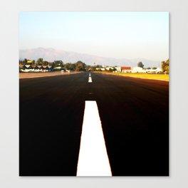 Runway Canvas Print