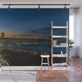 Morning Lights Wall Mural