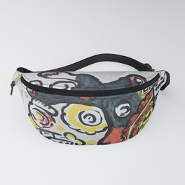 Just Peace Fanny Pack