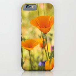 Summer Garden - JUSTART © iPhone Case