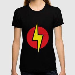 minimalist flash T-shirt
