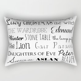 Narnia Rectangular Pillow