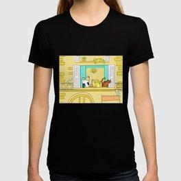 Kitty-Kat Chateau T-shirt