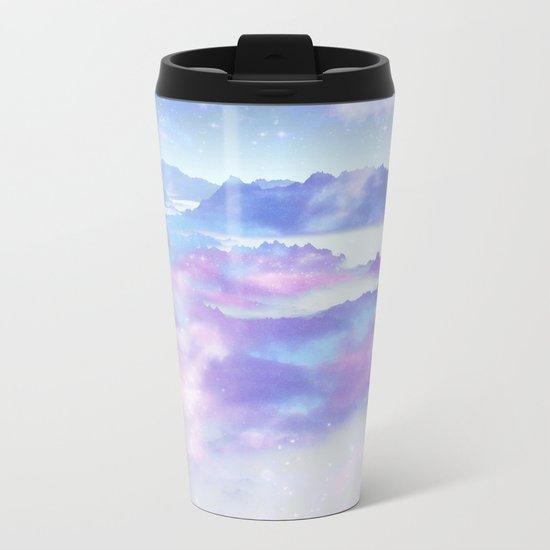 Dreaming landscape Metal Travel Mug