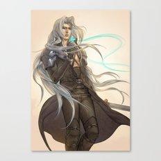 FFVII Canvas Print