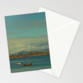 The Isle of Iona in Sunny May Stationery Cards