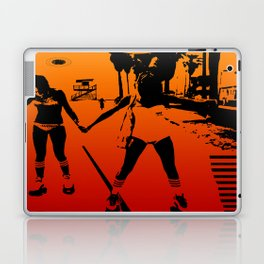 The Girls of Summer Laptop & iPad Skin