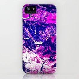 Savage Grandeur-purple iPhone Case