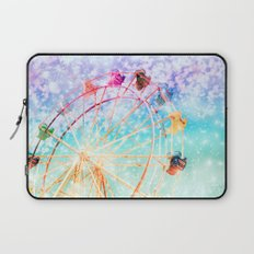 Galaxy Wheel Laptop Sleeve