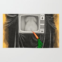 Carrot tv ad Rug