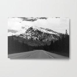 Jasper National Park Metal Print