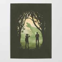 The Last of Us 2 Ellie's Bday Poster