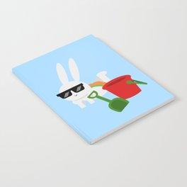 Sun Bun Pail & Shovel Notebook