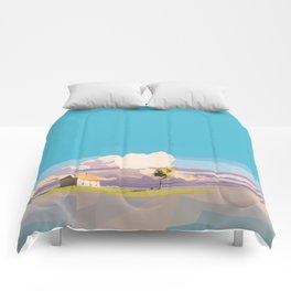 One Way Ride Comforters