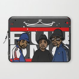 Get Down with the Kings Laptop Sleeve