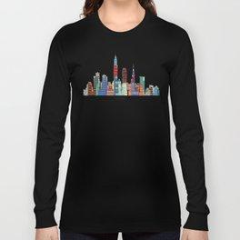 Cleveland city  Long Sleeve T-shirt