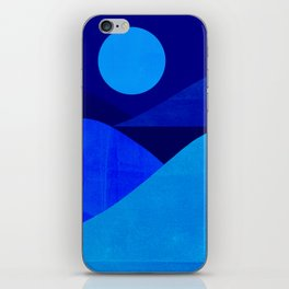 Abstraction_Moonlight iPhone Skin