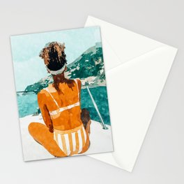 Solo Traveler Stationery Cards