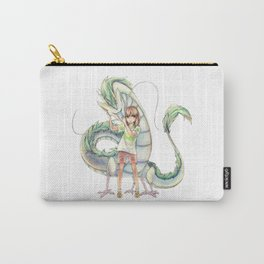 Chihiro and Haku Carry-All Pouch