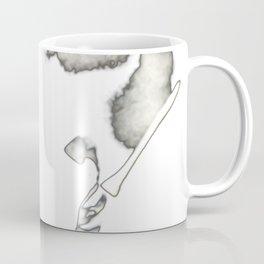 Tom Waits icon Coffee Mug