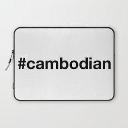 CAMBODIA Laptop Sleeve