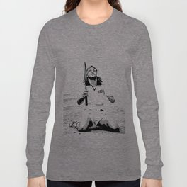 Borg Wins Wimbledon for 5th straight time Long Sleeve T-shirt