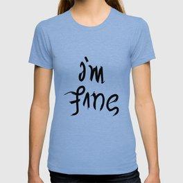 BTS - I'm Fine / Save ME T-shirt