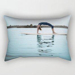 SUP Yoga Rectangular Pillow