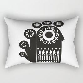 hen /Agat/ Rectangular Pillow
