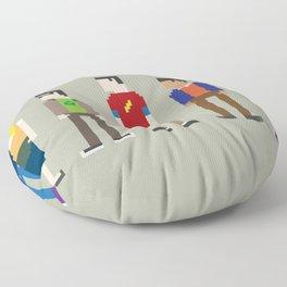 The Big Bang Theory 8-Bit Floor Pillow