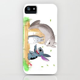 Ohana Means Family iPhone Case
