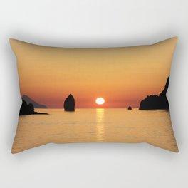 Aeolian Islands, Sicily Rectangular Pillow