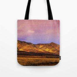 Photon Landslide Tote Bag