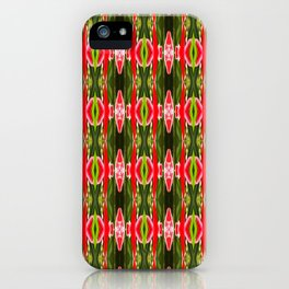 MelonStrips iPhone Case