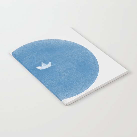 into the sea Notebook