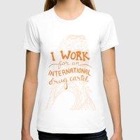 alex vause T-shirts featuring Alex Vause by Charisse