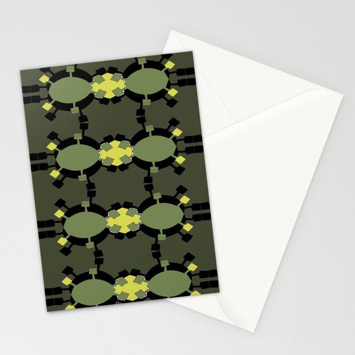sputnik Stationery Cards