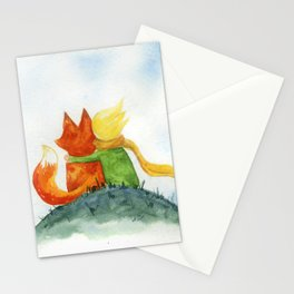 Best friend // Little prince Stationery Cards