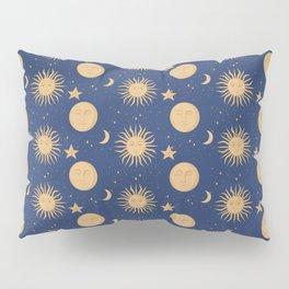 Celestial Bodies Pillow Sham