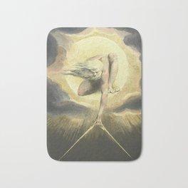 William Blake - The Ancient of Days (1794) Bath Mat