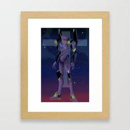 Unit - 01 Framed Art Print