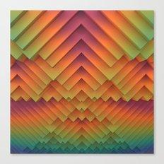 Geo Canvas Print