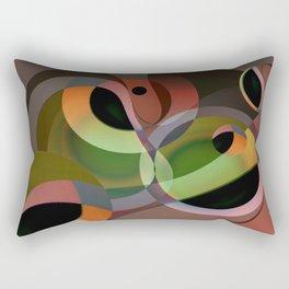 Warm Wind Waning Rectangular Pillow