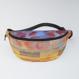 Dawn never waits Fanny Pack