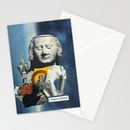 """""""keeper of dreams"""" Stationery Cards"""
