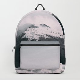 Mountain relief Alps Backpack