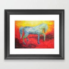 LİDER Framed Art Print